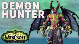 Enter the Illidari Shivarra WoW Demon Hunter Quest