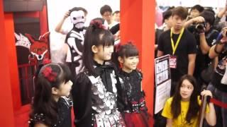 BABYMETAL in Singapore @ Anime Festival Asia 2012