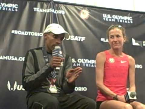 Meb Keflezighi Talks About What He Told Galen Rupp When Thinks Got Heated During Marathon Trials