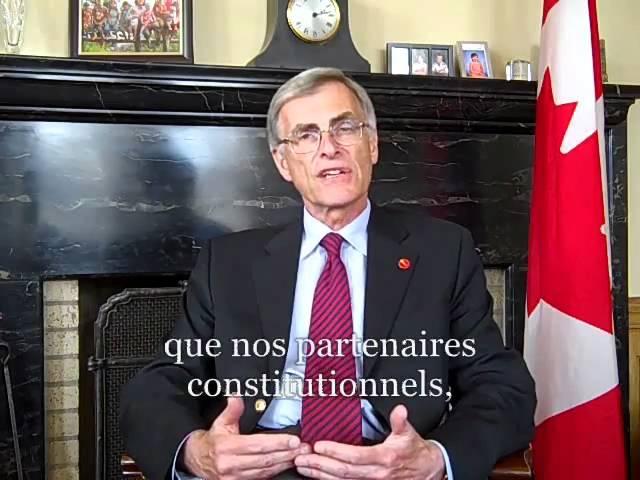 Le sénateur James Cowan: la réforme parlementaire