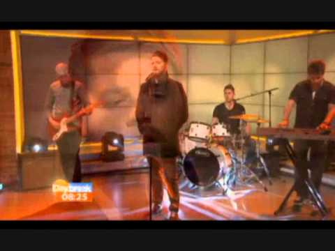 Brian McFadden Interview and Performing On Daybreak m