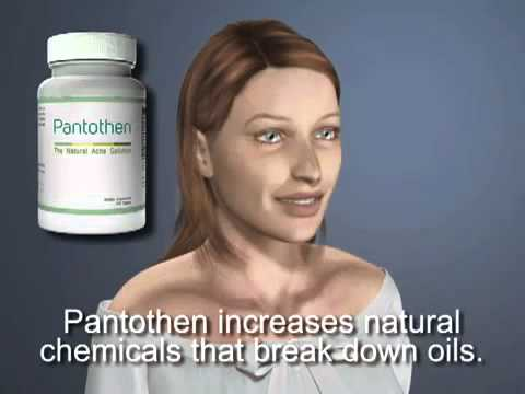Is Pantothen a Natural Acne Supplement?