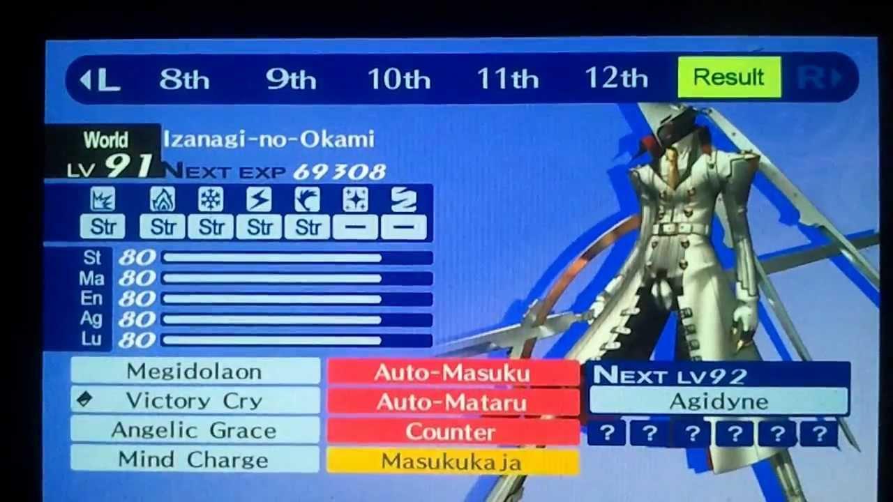 maxresdefault jpgIzanagi No Okami Persona 4