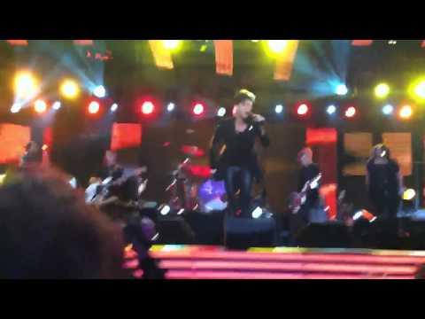 Naked Love - Adam Lambert (Jimmy Kimmel)