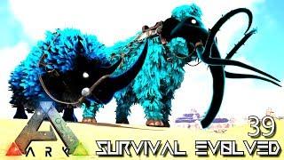 ARK: SURVIVAL EVOLVED - OVER 3 MILLION ANCIENT RHINO & MAMMOTH !!! E39 (ARK ETERNAL CRYSTAL ISLES)
