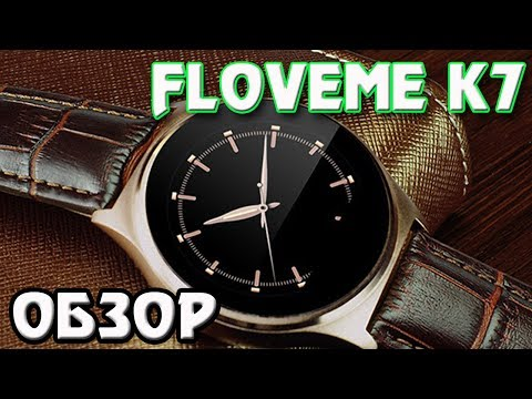 Умные часы FLOVEME K7. Полный обзор| Smart Watch FLOVEME K7. Review.