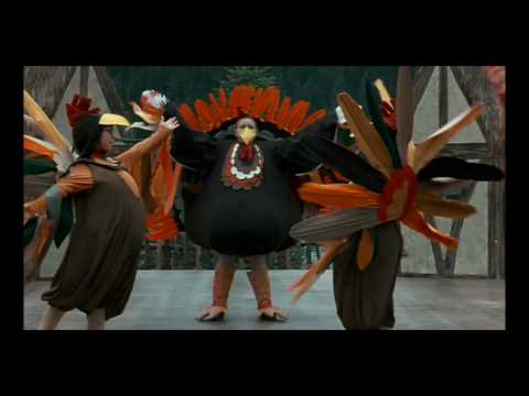 Addams Family Values Thankgiving Play Song eat Me video