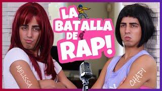 Daniel El Travieso - La Batalla De Rap! (Chapi vs. Melissa)