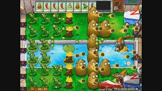 Plants versus Zombies - level 03-10