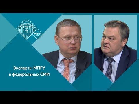 Е.Ю.Спицын и М.Г.Делягин на канале Свободная пресса о президентских выборах и не только