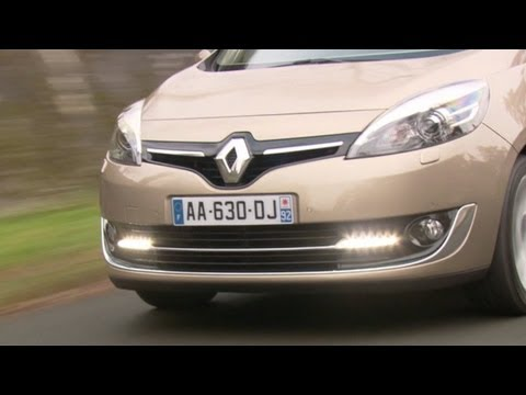 NEW Renault Grand Scenic 2013