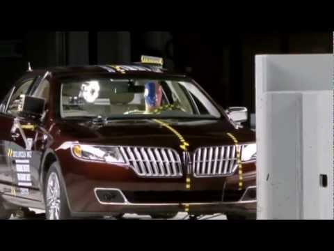 IIHS - New type of crash test aims for safer vehicles
