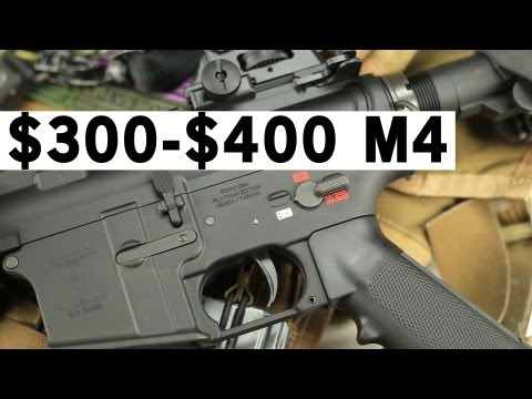 Airsoft GI - $300 - $400 M4 - FMG4, Elite Force, G&G, VFC