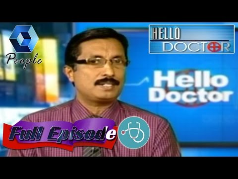 Hello Doctor: Dr KN Thomas on cosmetic dentistry | 9th December 2014 | Full Episode