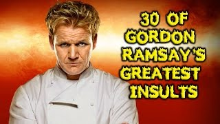 30 Of Gordon Ramsay 39 S Greatest Insults