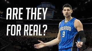 Are The Orlando Magic... Actually GOOD?