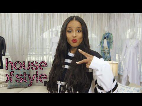 Ciara, Kelly Rowland Visit MTV's 'House of Style'