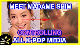 Meet Madame Shim The Woman Controlling Korea's Entertainment Politics And Journalism Industry😱😱😱