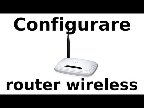 Configurare router TP-LINK (RDS&RCS)