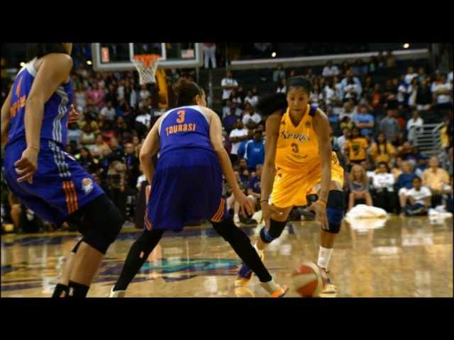 Phantom: Best of Candace Parker in 2013