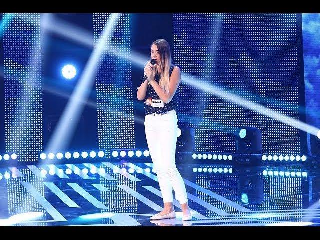 Ed Sheeran - I See Fire. Vezi aici cum cântă Denisa Trif, la X Factor!