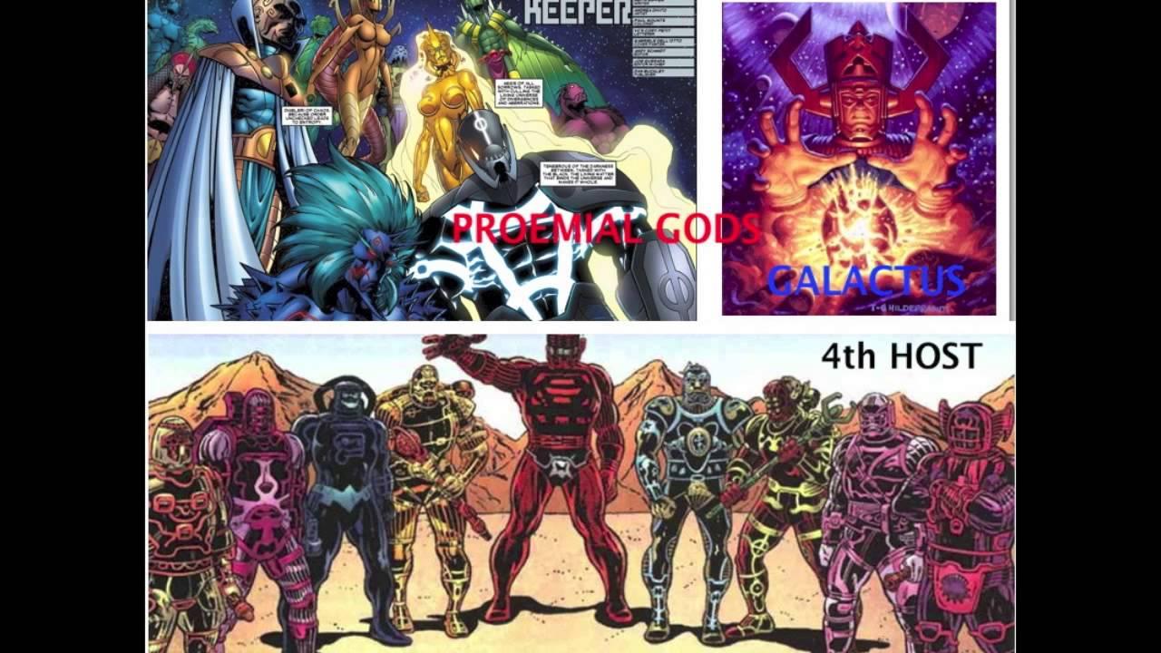 Doomsday Vs Galactus
