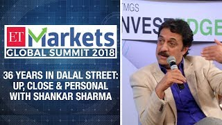 36 Years in Dalal Street: Up, Close & Personal with Shankar Sharma