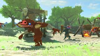 Let's Play ; The Legend Of Zelda : Breath Of The Wild Pt.1