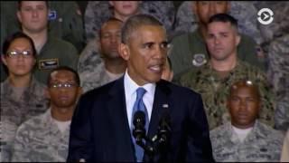 Обама и военные