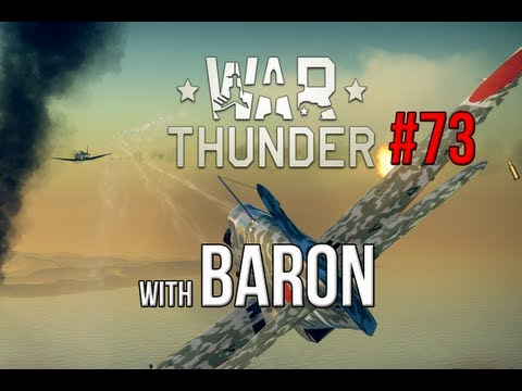 War Thunder #73 - Historical Battles with the Ki-61 Hien