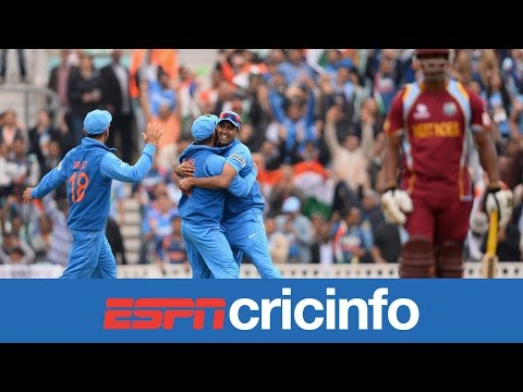 West Indies v India | ICC Champions Trophy | The Huddle
