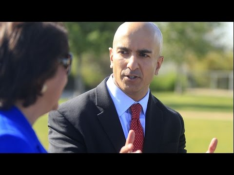Minneapolis Fed names Neel Kashkari as president and chief executive officer.