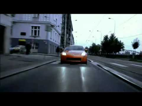 Nissan Z - The Run