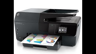 Hp Officejet 6800 - How To Clean Printhead (FIXED)- ⬇️Link in Description ⬇️