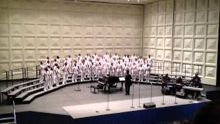 USNA Gospel Choir - My God is Awesome!