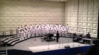 USNA Gospel Choir - My God is Awesome!