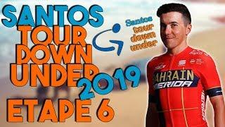 SANTOS TOUR DOWN UNDER 2019 - ETAPE 6 : McLaren Vale › Willunga Hill (PCM18)