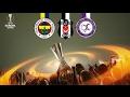 Türk Takımlarının 1617 Avrupa ve Şampiyonlar ligi Maçlarındaki En İyi 10 Gol