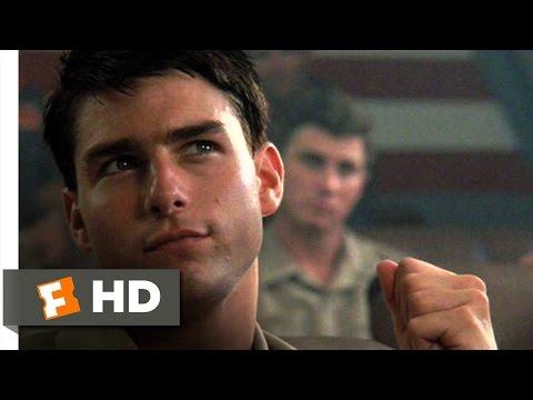 Top Gun (1/8) Movie CLIP - Watch the Birdie (1986) HD