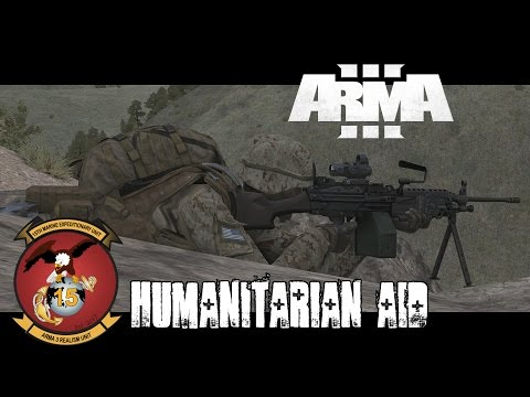 Haymaker 1 - Humanitarian Aid - ArmA 3 Co-op Gameplay