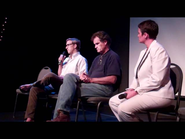 Gasland Panel at Creative Alliance on August 18th Part 2