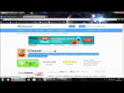 Como baixar os programas para limpar virus e malwares