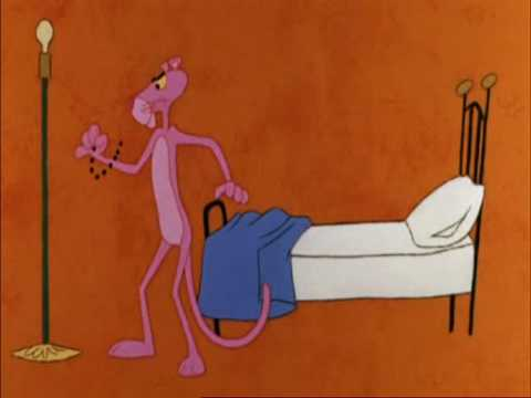 The Pink Panther - Episode 02 - Pink Pajamas [HQ]