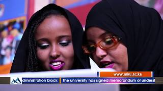 Mount Kenya University December 2017 Graduation Documentary