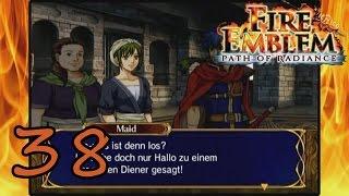 Let's Play Fire Emblem: Path of Radiance [38] - Kulturschock in Begnion [DE/HD]