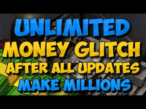Gta 5 Online   Unlimited Money  Glitch Online Instant Millions  After 1.09 Patch  Gta V