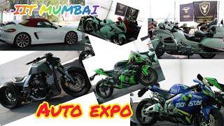 AUTO EXPO 2018 IN IIT MUMBAI