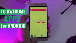 Top 10 Awesome Apps for Android December 2016