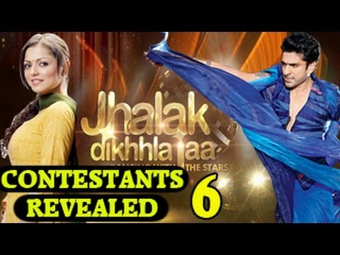 Jhalak Dikhla Jaa 6 CONTESTANTS REVEALED - EXCLUSIVE MUST WATCH