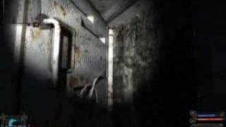 STALKER - secret doors, but what's behind them?